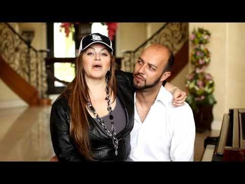 Jenni Rivera a unas horas de su boda con Estaban Loaiza