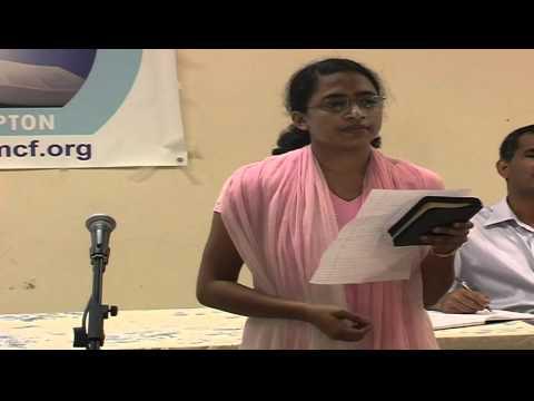 Shalom Christian Fellowship - Youth Programme
