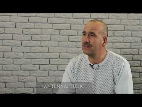 Телеканал АНТЕНА: #ANTENNASTUDIO: Член Черкаського міськвиконкому Сергій Амброс
