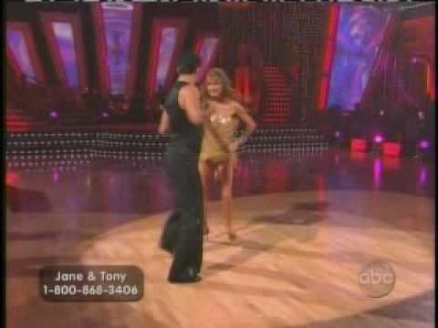 Jane Seymour  Cha Cha, Dancing with the Stars