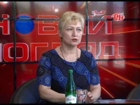 """Любомир Бордун, Світлана Бонарева, Ірина Мизюк у програмі """"Новий погляд"""""""