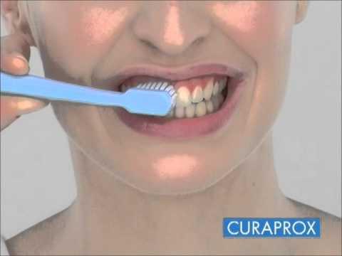 Отличные зубные щетки CURAPROX CS 5460 Ultra Soft с eBay. - YouTube
