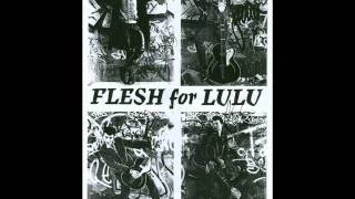 FLESH FOR LULU   SPACEBALL RICOCHET   1986