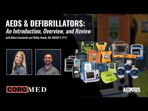 aeds-and-defibrillators---an-introduction,-overview,-and-review