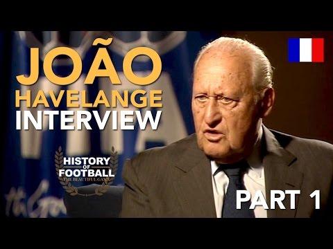 João Havelange | Former FIFA President Interview | History Of Football
