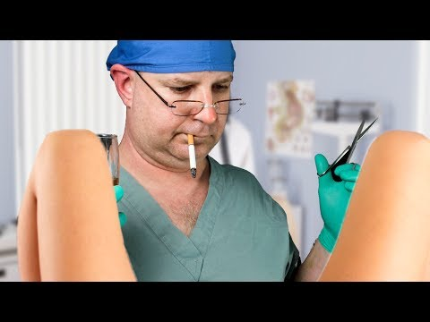 Thumbnail: 11 STRANGE Things Doctors Have Actually Done!