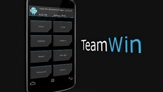 Galaxy S4 GT I9500 Instalar y como usar TEAM WIN RECOVERY PROJECT (TWRP)