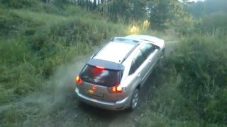 Lexus RX 350 OFF ROAD!!!!!