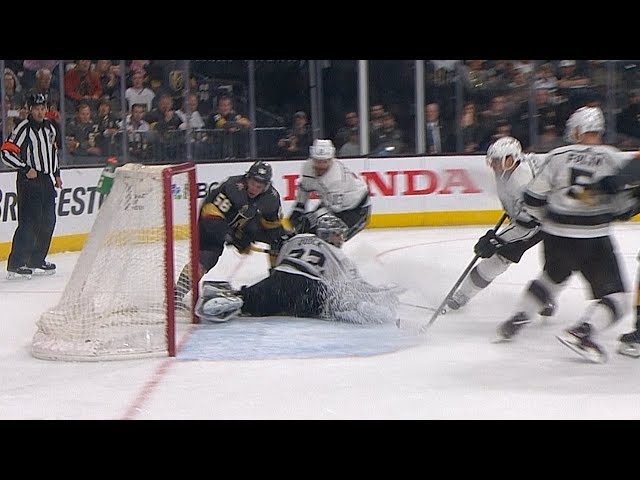 Erik Haula tallies in double overtime for dramatic Game 2 win for Vegas