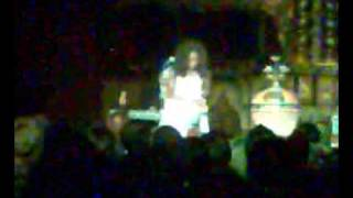 Nicole J McCloud live (low quality)