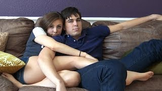 When watching movies with your Girlfriend! | LiveTheMachLife