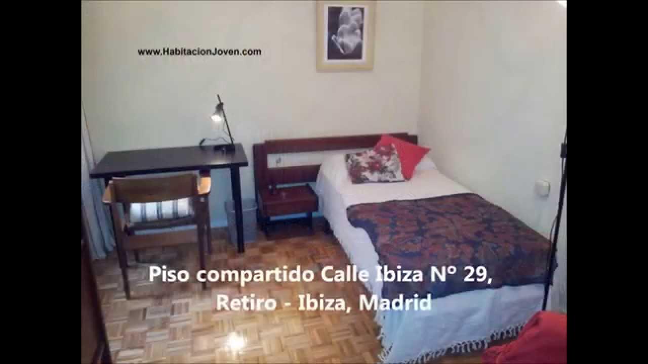 Alquiler Habitacin Madrid  Retiro  Ibiza  Pisos