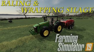FARMING SIMULATOR 19 - This is Ireland with Seasons, Let's play :- Episode 4