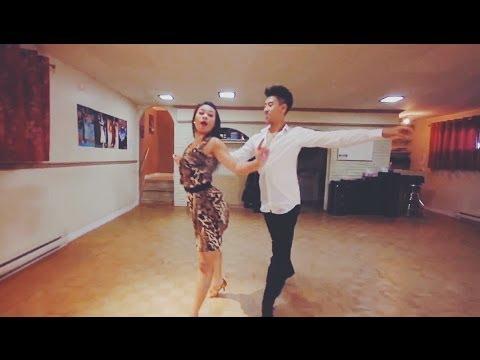 Samba Choreography - Karen & Jeffrey Chang