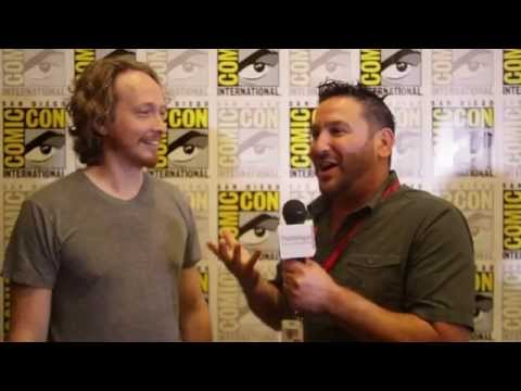That's My Entertainment talks with Zeb Wells from Robot Chicken