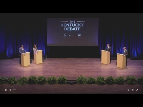 KNN Headlines - Bevin, Beshear Square Off In Contentious Kentucky Debate