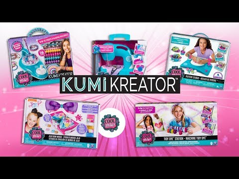 FRIENDSHIP BRACELETS FOREVER WITH KUMIKREATOR | A Toy Insider Play By Play