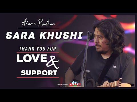 Sara Khushi  Adrian Pradhan