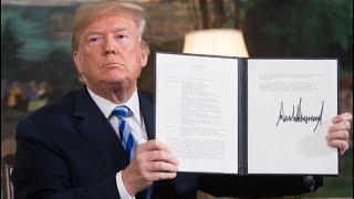 Trump Threatens Iran, But He's Already At War