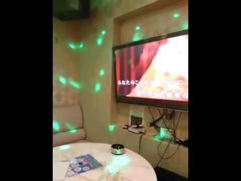 31072016 Bibi at Kyoto karaoke 02