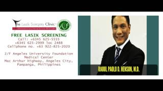 Lasik For Severe Astigmatism in Angeles City, Pampanga