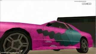 GTA San Andreas: Hi Res винилы by Grand Leo (1080p)
