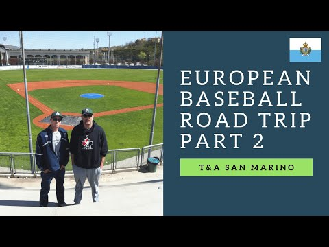 Italian Baseball League Documentary Part 1: T&A San Marino