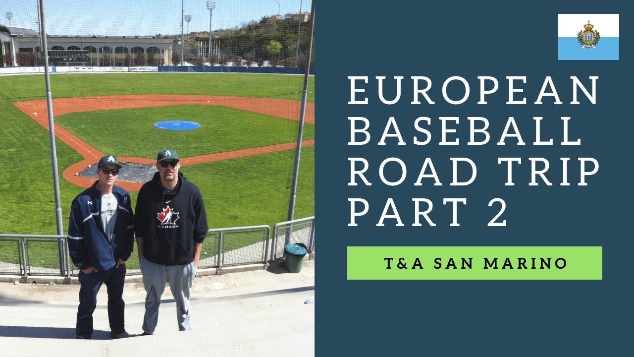 Italian Baseball League Documentary Part 1: T&A San Marino - YouTube