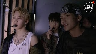 [BANGTAN_BOMB]_BTS_standby_time_@_Mcountdown_for_DNA_&_MIC_Drop_comeback_stage_-_BTS_(방탄소년단)