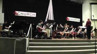 """JHS Jazz @ Joel Leach Clinic: """"Tiger of San Pedro"""" commentary (cont.) 4/13/2012"""