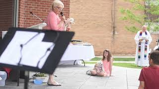 Annual Blessing of the Animals offers blessings for pets and their owners