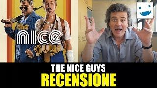 The nice guys, con russell crowe e ryan gosling - recensione