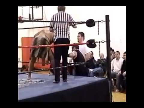 Ox Baker VS BOBO BRAZIL JR. Highlights