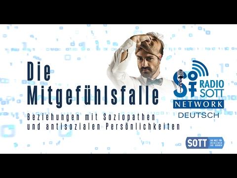 Sott Radio Deutsch - Die Mitgefühlsfalle - Beziehungen mit Soziopathen