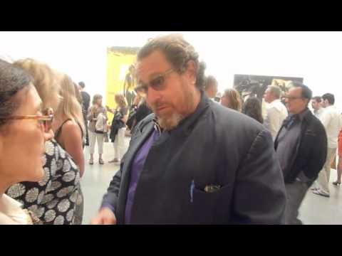 Julian Schnabel, Mary Boone Gallery, David Salle NYC pics from the 80s
