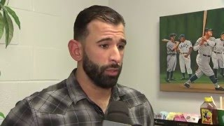 Bautista: Cowardly of them to wait for my last at bat