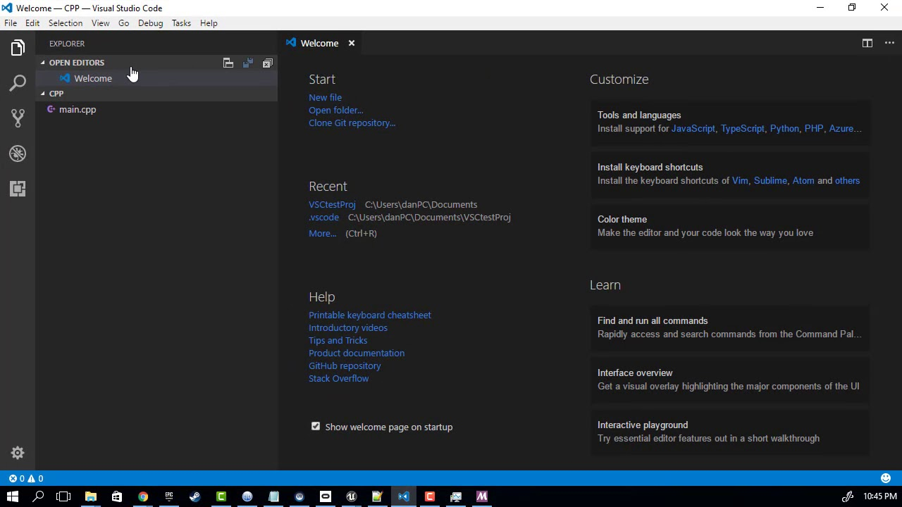 clang download windows binary