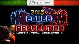 Geopolitical Simulator 4 P&R (2018) Italia, Borgia