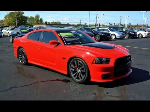 2014 dodge charger srt8 for sale dayton troy piqua sidney ohio cp15083 youtube. Black Bedroom Furniture Sets. Home Design Ideas