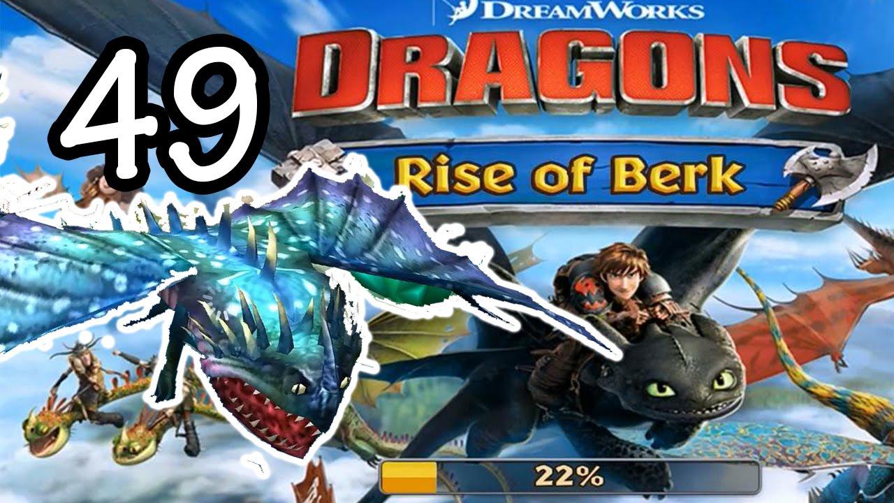 Thunderdrum Titan! First Try! - Dragons: Rise of Berk ...