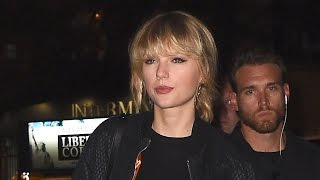 Taylor Swift's Alleged DJ Groping Picture LEAKS