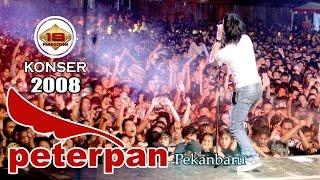 """KONSER """" PETERPAN """" HEBOH..!!  LAUTAN MANUSIA @LIVE PEKANBARU 2008"""