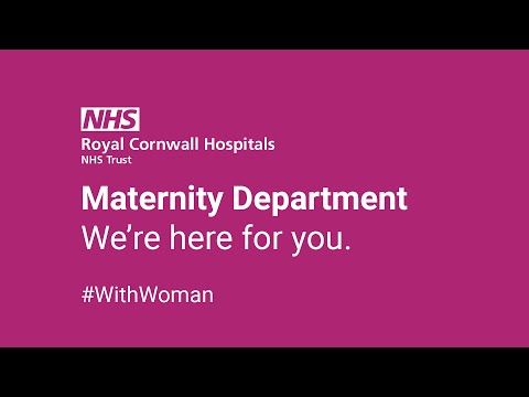 RCHT Maternity Department - We're here for you