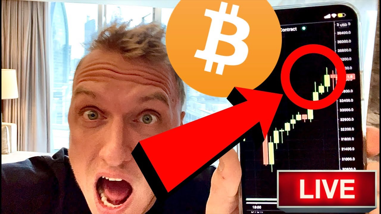 THE WHOLE WORLD WILL WATCH THIS CRAZY BITCOIN MOVE!!!!! [urgent..]