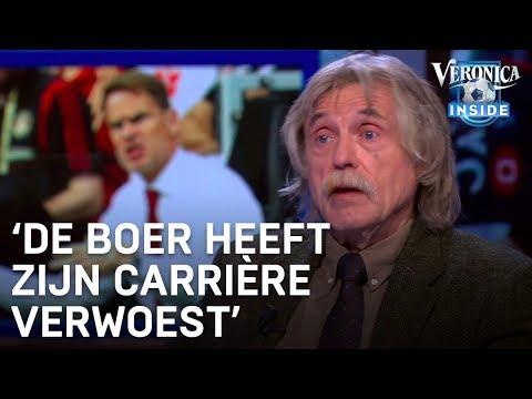 'Frank de Boer heeft zijn carrière verwoest' | VERONICA INSIDE