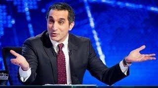 باسم يوسف البرنامج ام بى سى مصر  الحلقة الاولى - الجزء الثانى - الموسم الثالث  7-2-2014
