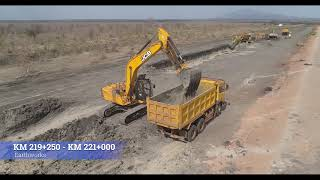 Standard Gauge Railway Line From Morogoro to Makutupora Project OCTOBER 2018