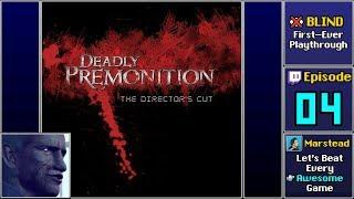 ✔️️ Endgame - Deadly Premonition [Blind] (Episode 4/4)