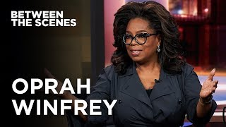 Between the Scenes - Guest Edition: Oprah | The Daily Show