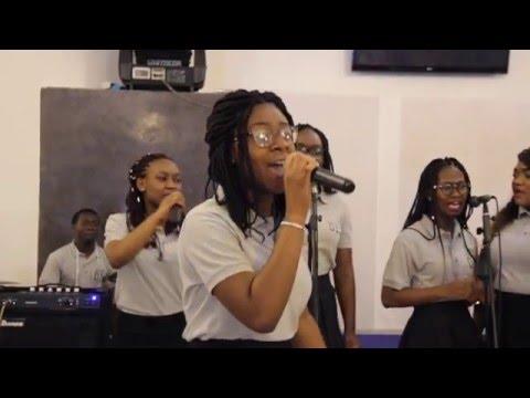 Culte de la Jeunesse 01 mai 2016: La louange & adoration